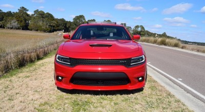 HD Road Test Review - 2016 Dodge Charger SRT392 8
