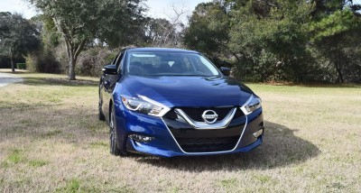 HD Road Test Review - 2016 Nissan Maxima SR 1