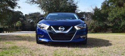 HD Road Test Review - 2016 Nissan Maxima SR 11