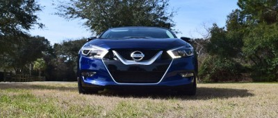 HD Road Test Review - 2016 Nissan Maxima SR 12