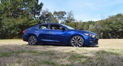 HD Road Test Review - 2016 Nissan Maxima SR 13