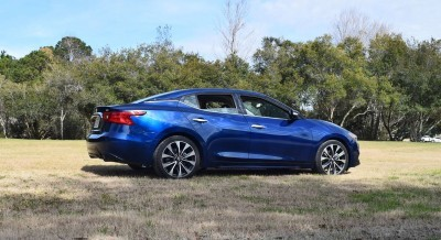 HD Road Test Review - 2016 Nissan Maxima SR 16