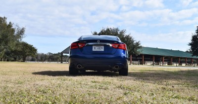 HD Road Test Review - 2016 Nissan Maxima SR 19