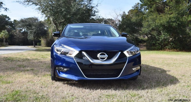 HD Road Test Review - 2016 Nissan Maxima SR 2