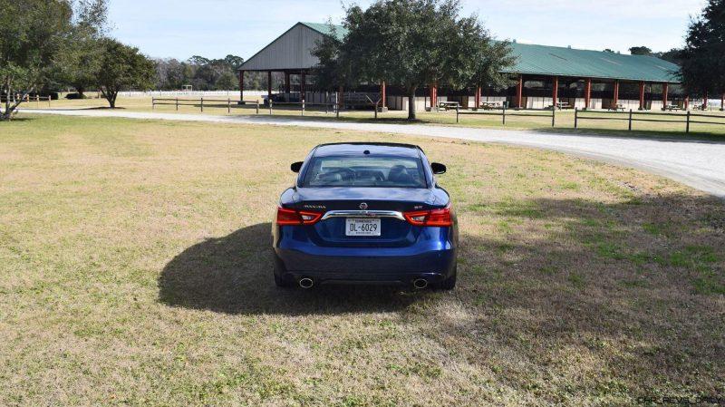 HD Road Test Review - 2016 Nissan Maxima SR 21