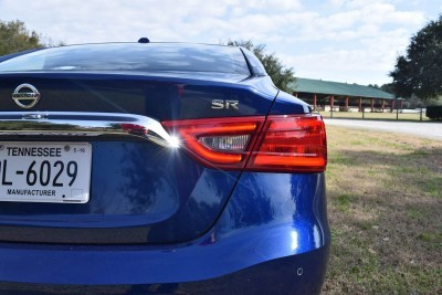 HD Road Test Review - 2016 Nissan Maxima SR 24