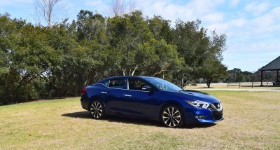 HD Road Test Review - 2016 Nissan Maxima SR 27