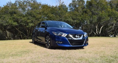 HD Road Test Review - 2016 Nissan Maxima SR 28
