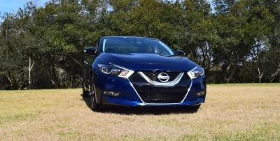 HD Road Test Review - 2016 Nissan Maxima SR 29