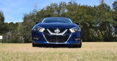 HD Road Test Review - 2016 Nissan Maxima SR 31
