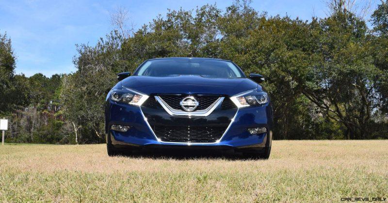 HD Road Test Review - 2016 Nissan Maxima SR 31