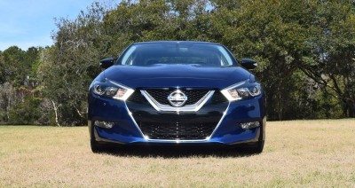 HD Road Test Review - 2016 Nissan Maxima SR 32
