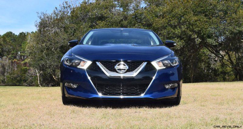 HD Road Test Review - 2016 Nissan Maxima SR 32