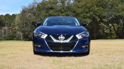 HD Road Test Review - 2016 Nissan Maxima SR 33