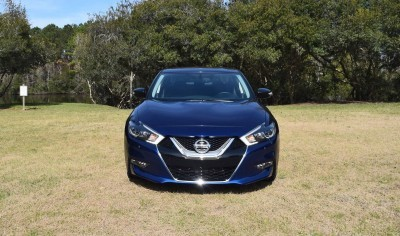 HD Road Test Review - 2016 Nissan Maxima SR 35