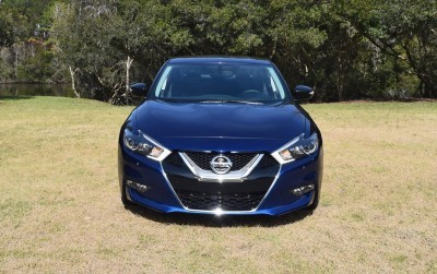 HD Road Test Review - 2016 Nissan Maxima SR 36