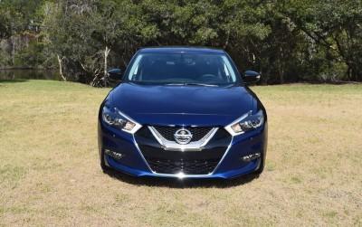 HD Road Test Review - 2016 Nissan Maxima SR 36