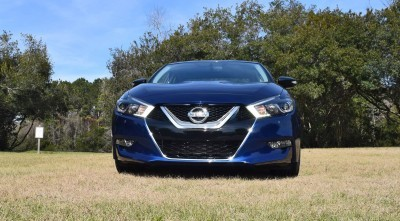 HD Road Test Review - 2016 Nissan Maxima SR 38