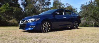 HD Road Test Review - 2016 Nissan Maxima SR 43