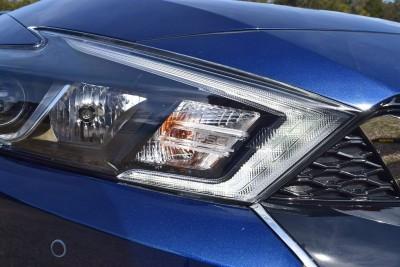 HD Road Test Review - 2016 Nissan Maxima SR 47