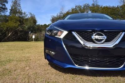 HD Road Test Review - 2016 Nissan Maxima SR 51