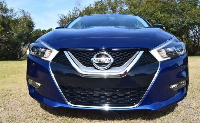 HD Road Test Review - 2016 Nissan Maxima SR 52