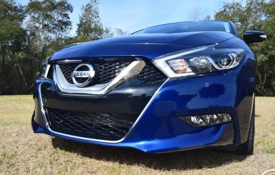 HD Road Test Review - 2016 Nissan Maxima SR 53