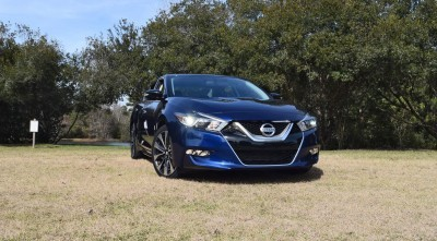 HD Road Test Review - 2016 Nissan Maxima SR 57