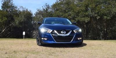 HD Road Test Review - 2016 Nissan Maxima SR 58