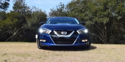 HD Road Test Review - 2016 Nissan Maxima SR 59