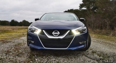 HD Road Test Review - 2016 Nissan Maxima SR 6