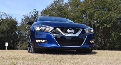 HD Road Test Review - 2016 Nissan Maxima SR 62
