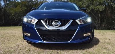 HD Road Test Review - 2016 Nissan Maxima SR 67