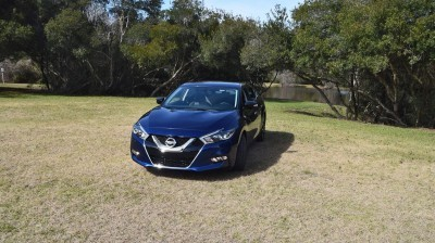 HD Road Test Review - 2016 Nissan Maxima SR 68