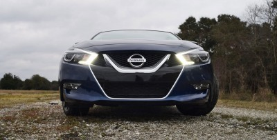 HD Road Test Review - 2016 Nissan Maxima SR 7