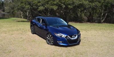 HD Road Test Review - 2016 Nissan Maxima SR 70