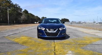 HD Road Test Review - 2016 Nissan Maxima SR 77