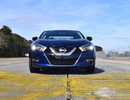 HD Road Test Review – 2016 Nissan Maxima SR – Bonneville GT-R is Ace