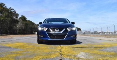 HD Road Test Review - 2016 Nissan Maxima SR 78