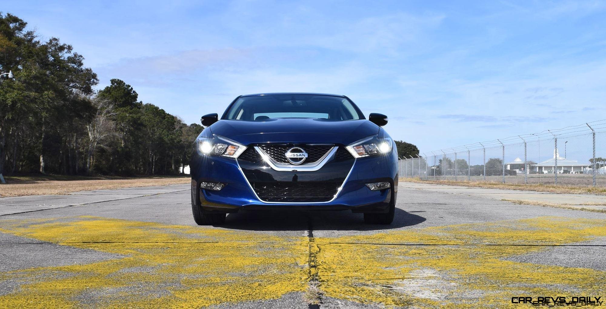 Hd Road Test Review 2016 Nissan Maxima Sr Bonneville Gt R Is Ace Car Revs Daily Com