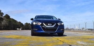 HD Road Test Review - 2016 Nissan Maxima SR 80