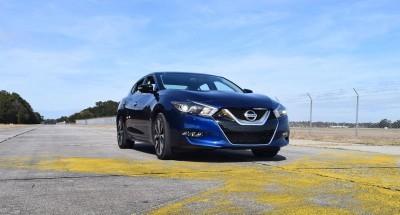 HD Road Test Review - 2016 Nissan Maxima SR 82
