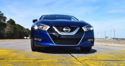 HD Road Test Review - 2016 Nissan Maxima SR 83