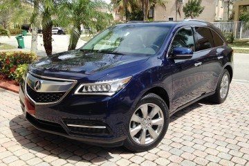 Hawkeye Drives – 2016 Acura MDX Review