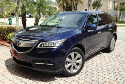 Hawkeye Drives - 2016 Acura MDX Review
