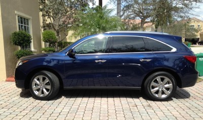 Hawkeye Drives - 2016 Acura MDX Review 2