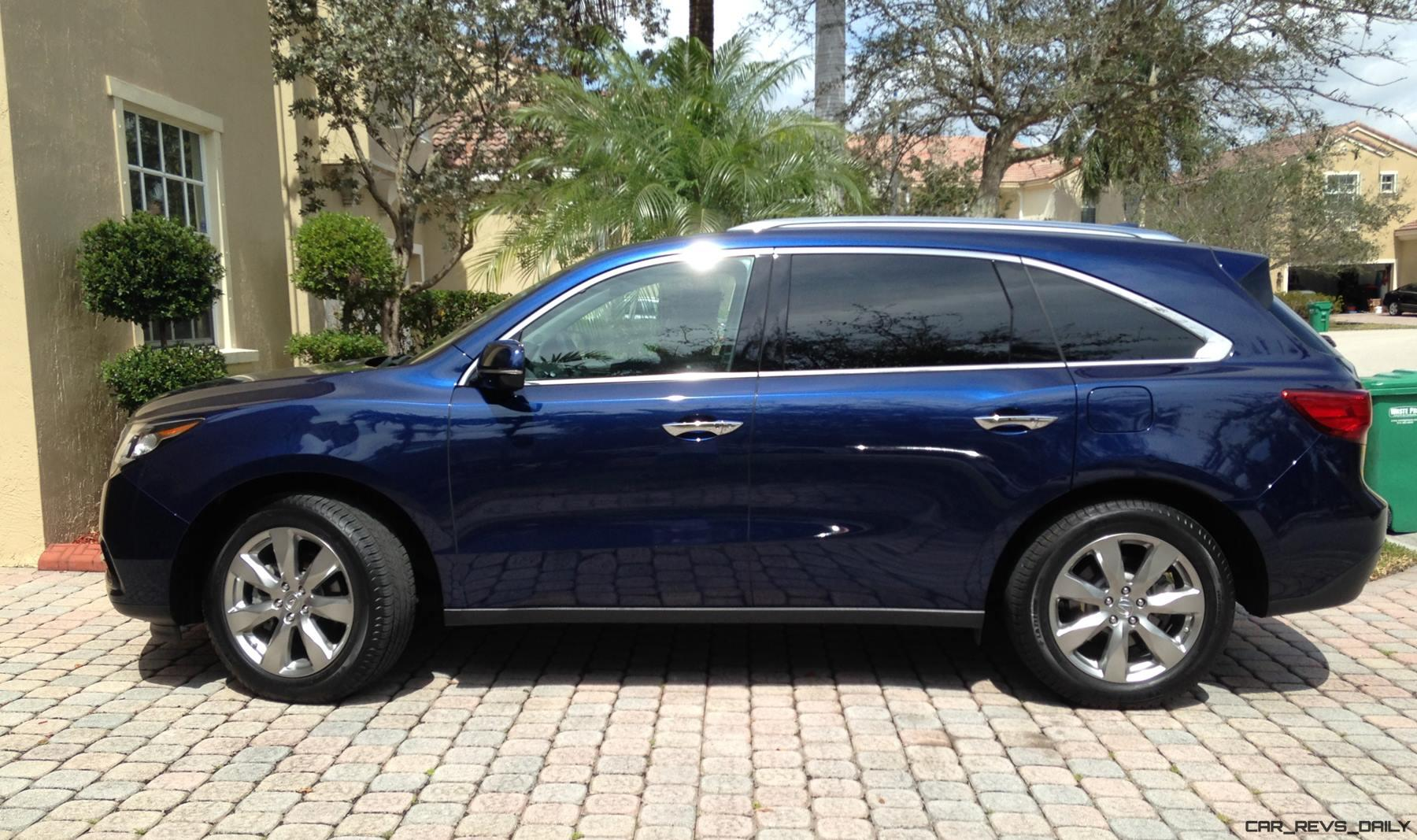 Hawkeye Drives 2016 Acura Mdx Review