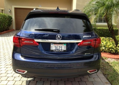 Hawkeye Drives - 2016 Acura MDX Review 3