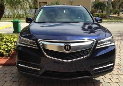 Hawkeye Drives - 2016 Acura MDX Review 6