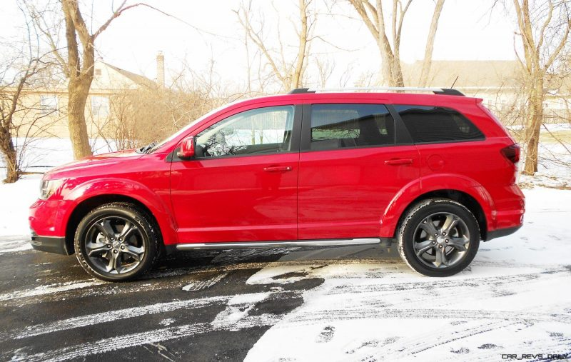 Hawkeye Drives - 2016 Dodge Journey Review 13
